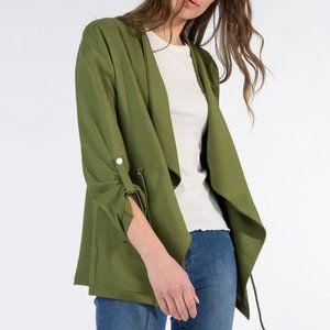 Zara Basic Flowy Jacket